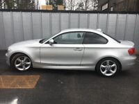 BMW 1 SERIES DIESEL COUPE 118.D MSPORT 2DR
