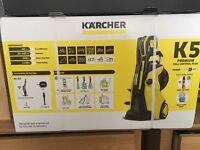 karcher power washer K5 premium