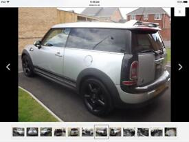 2008 Mini Cooper Clubman Estate 1.6 Petrol Silver & Black Manual - Chilli Pack