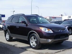 2010 Hyundai Veracruz Limited AWD|NAVI|DVD|7.PASSENGER|LEATHER