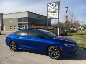 2016 Chrysler 200 S ~Backup Camera ~Nav ~Top Safety Pick