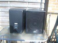 peavy speakers 800 w