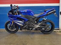 Yamaha YZF1000R (R1) 2007 in excellent condition