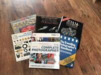 Assorted Photography Books