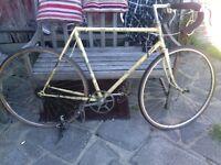 Holdsworth Freddie Grubb tourmalet vintage racing bicycle