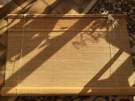 Nine Bamboo Blinds