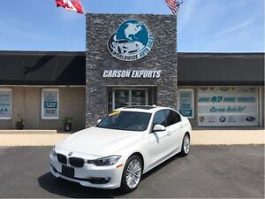 2013 BMW 3 Series 335i xDrive WOW LOW KMS