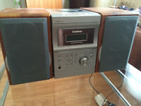 Goodmans Micro 1411S Home Audio System