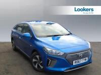 Hyundai Ioniq SE (blue) 2017-09-30