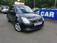 Suzuki swift 2006, 12 Months MOT, Serviced, Warranty, Finance