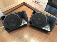 Alto TX12 powered speakers pair