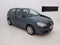 VOLKSWAGEN POLO 1.4 5dr-12 MONTH MOT-12 MONTH WARRANTY-FULL SERVICE HISTORY-AUTO-£0 DEPOSIT FINANCE