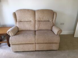 Very New Sherborne Two Seater Sofa in Oatmeal
