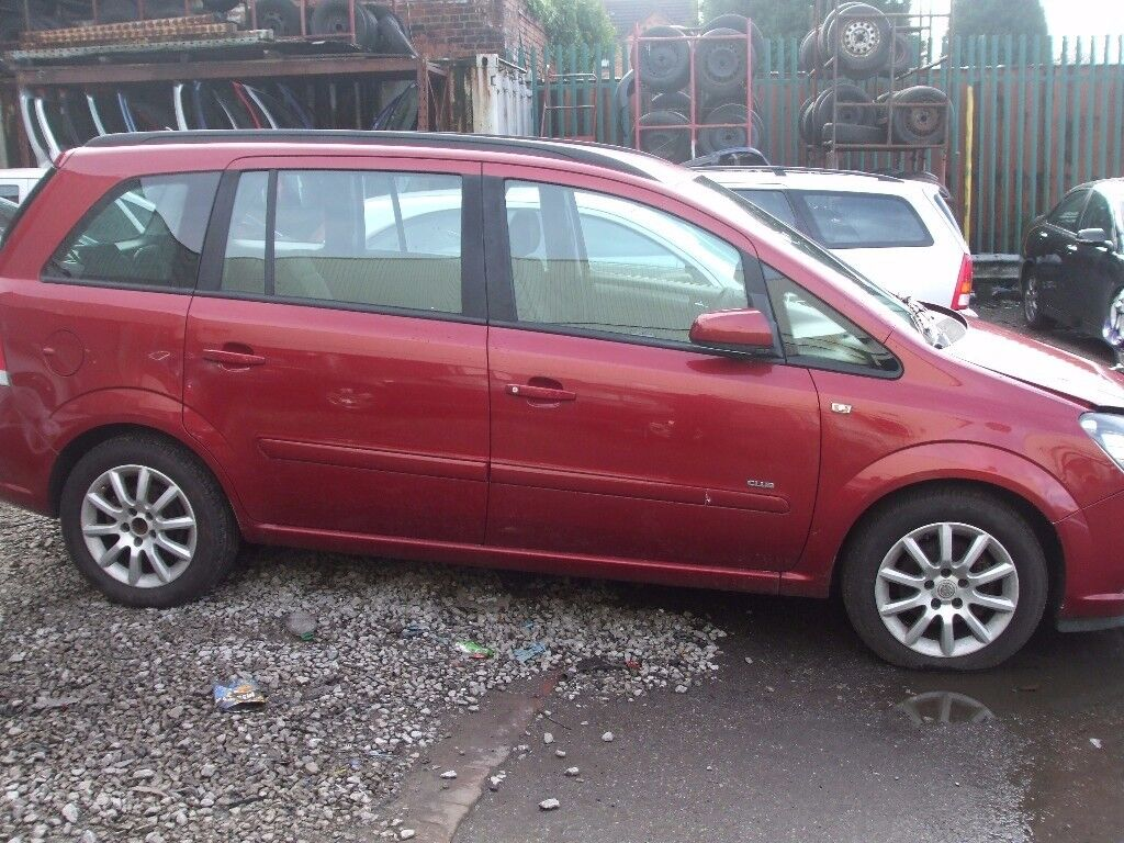 ZAFIRA MK 2 - ASTRA MK 5 - SET OF ALLOYS INCLUDING TYRES / PART EXCHANGE RING FOR MORE INFO