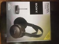 Sony wireless stereo headphones