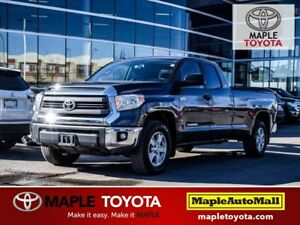 2015 Toyota Tundra DOUBLECAB 4X4 w 8 FOOT BOX 1 OWNER TOYOTA CER