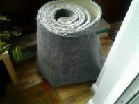 Offcut of new heavy duty carpet