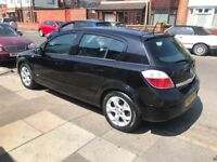Vauxhall Astra 1.6 Black long mot hpi clear service history drives superb good condition