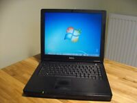 Cheap Dell Latitude Laptop. Fully Working. Windows 7.