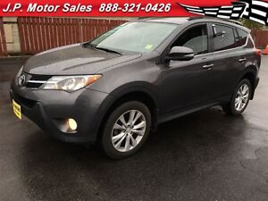 2013 Toyota RAV4 Limited,AWD, Leather, Sunroof, Heated Seats