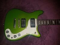 Epiphone Wilshire pelham green(limited edition)