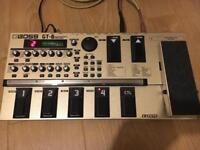 Boss GT-6 guitar effects processor pedal