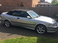 2001 Saab 9-3 Convertible 2.0t SE Limited Edition 'Design'