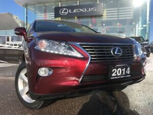 2014 Lexus RX 350 Premium Pkg Backup Cam Power Sunroof