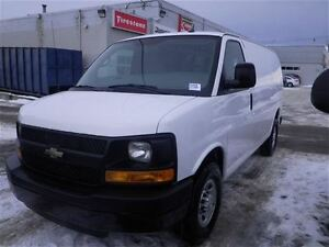 2015 Chevrolet Express 2500 Cargo Van | Power Windows/Locks | A/