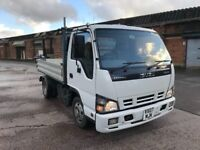 2007 Isuzu nkr grafter 3.5 Ton flatbed dropside
