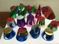 20 Party Hats