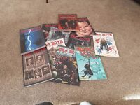 11 Graphic novel The boys Volumes 1 to 11 by Garth Ennis £60 ono