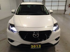 2013 Mazda CX-9 GT| AWD| LEATHER| NAVIGATION| DVD| 107,904KMS Kitchener / Waterloo Kitchener Area image 13