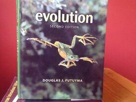 Evolution by Futuyama, second edition