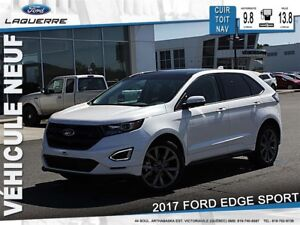 2017 Ford Edge Sport*164$/Semaine*
