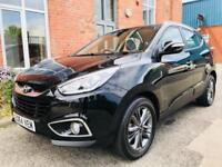 SEPTEMBER 2014 HYUNDAI IX35 SE 1.7 CRTD FULL SERVICE HISTORY ONE OWNER EXCELLENT CONDITION