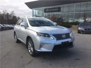 2015 Lexus RX 350 TOURING PKG/NAV/LOW KMS!