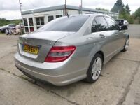 MERCEDES C CLASS - LL08EGY - DIRECT FROM INS CO