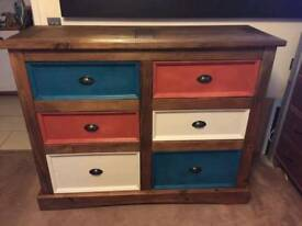 Large drawer unit