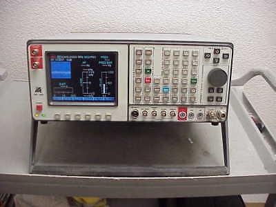 Aeroflex Ifr Ifr-1900 1900csa Radio Service Monitor 300khz To 2ghz -