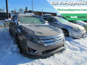 2010 Ford Fusion SEL | LEATHER | SAT RADIO | POWER SEATS
