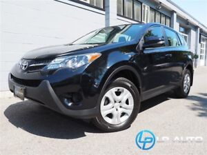 2015 Toyota RAV4 LE! Only 76000kms! Easy Approvals!