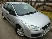 2005 55 FORD FOCUS 1.6 SPORT SILVER - 96K MILES, SERVICE STAMPS, DRIVES WELL, PRICED TO SELL!!.