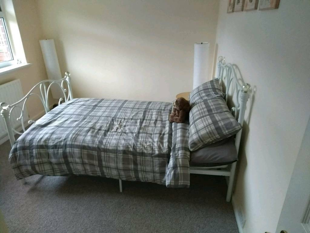 Three Quarter Bed Frame In Rotherham South Yorkshire Gumtree