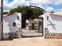 Restored Finca For Sale Murcia Spain with Equestrian & Storage Facilities