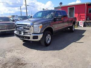 2011 FORD F-350 SD XLT CREW CAB 4WD Prince George British Columbia image 1