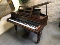 1880 John Broadwood Cottage Grand Piano - CAN DELIVER