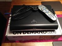 Sky HD Box & Remote - Good Condition & Fully Working