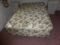 4ft Divan beds with Rest Assured Mattresses - perfect