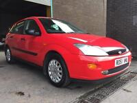FORD FOCUS ZETEC 1.6 FULL SERVICE HISTORY ONE OWNER FROM NEW
